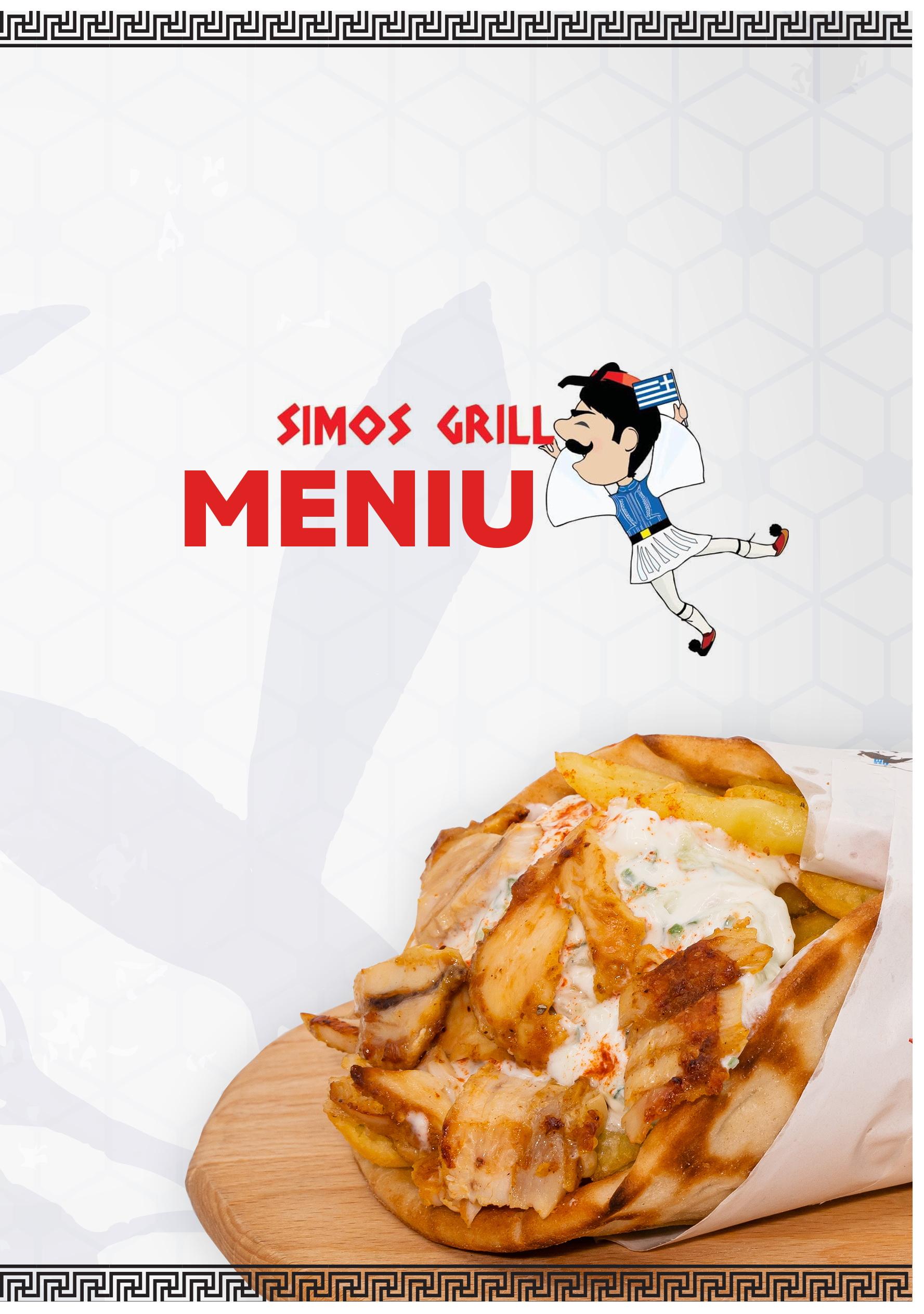 meniu fast food SIMOS Falticeni